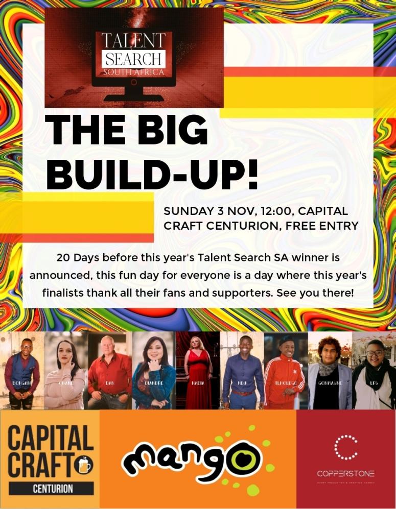 TS Big Buildup