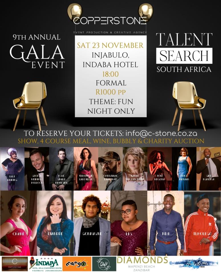 1 GALA Invitation